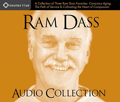 "Ram Dass Audio Collection: A Collection of Three Ram Dass Favorites--""Conscious Aging, The Path of Service, and Cultivating the Heart of Compassion"" (1591795125) by Ram Dass"