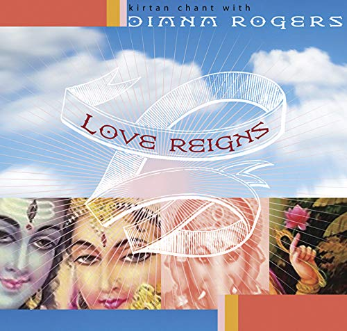 Love Reigns (Compact Disc): Diana Rogers