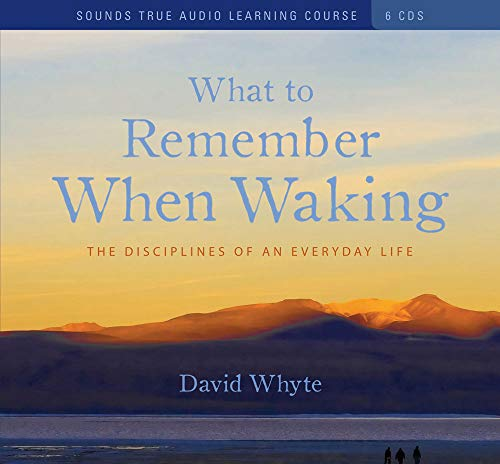 What to Remember When Waking: The Disciplines of an Everyday Life: Whyte, David