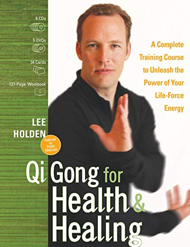 9781591799160: Qi Gong for Health and Healing: A Complete Training Course to Unleash the Power of Your Life-Force Energy