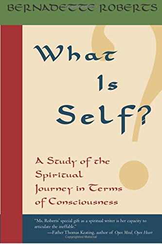 9781591810261: What Is Self?: A Study of the Spiritual Journey in Terms of Consciousness,