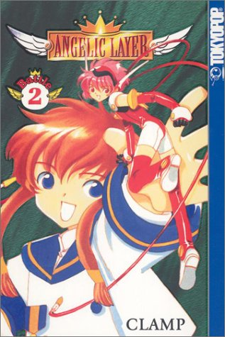 Angelic Layer, Vol. 2: Clamp