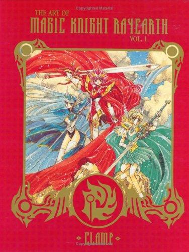9781591820116: The Art of Magic Knight Rayearth, Vol. 1