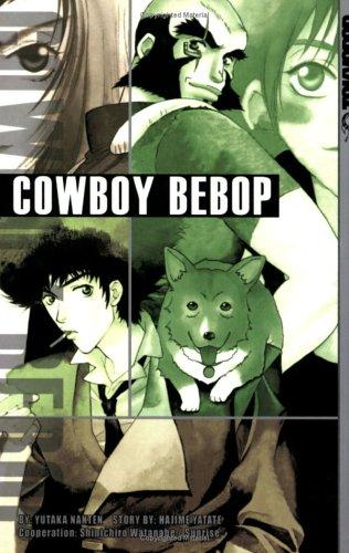 Cowboy Bebop, Book 3
