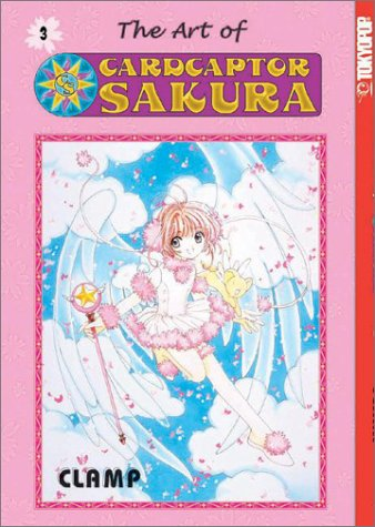 9781591820529: The Art of Cardcaptor Sakura #3