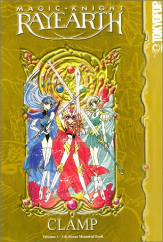 9781591820857: Magic Knight Rayearth I (Boxed Set)