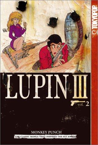9781591821045: Lupin III, Vol. 2