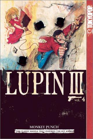 9781591821229: Lupin III, Vol. 4