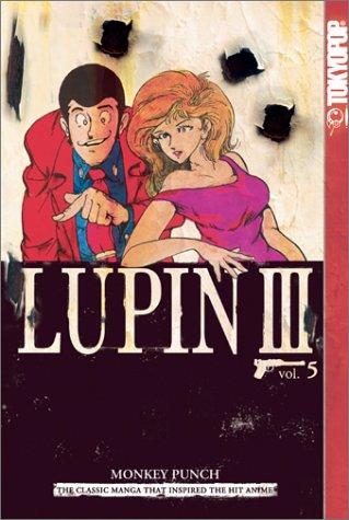 9781591821236: Lupin III, Vol. 5