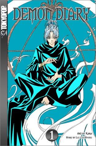 Demon Diary, Book 1: Kara Lim, Lee