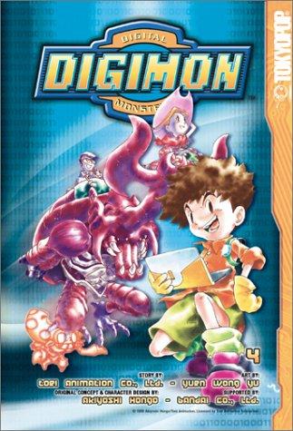 Digimon 4: Hongo, Akiyoshi; Yu, Yuen Wong