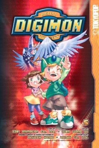 9781591821601: Digimon: 5