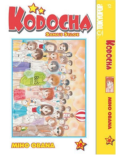 Kodocha: Sana's Stage, Vol. 10