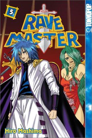 9781591822127: Rave Master, Vol. 5