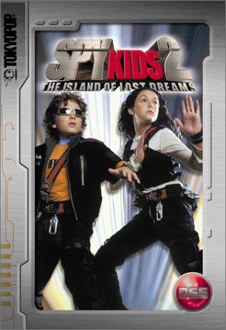 9781591822349: Spy Kids 2 Cine-Manga: The Island of Lost Dreams