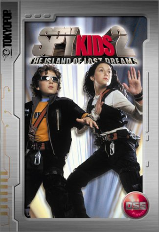 Spy Kids 2: The Island of Lost Dreams: Rodriguez, Robert