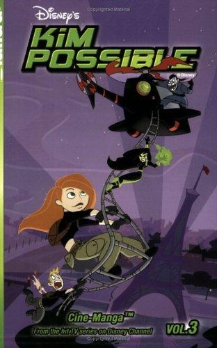 9781591822431: Kim Possible Cine-Manga, Vol. 3: The New Ron & Amp Mind Games (Kim Possible (Graphic Novels))