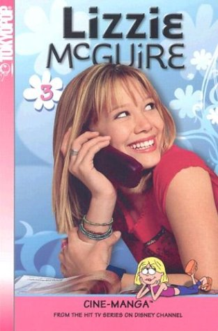 9781591822455: Lizzie McGuire Cine-Manga, Vol. 3 - When Moms Attack & Misadventures in Babysitting