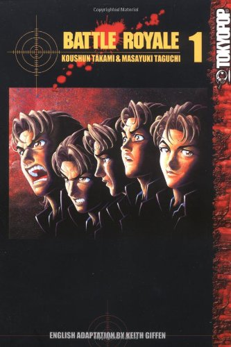 9781591823148: Battle Royale, Book 1