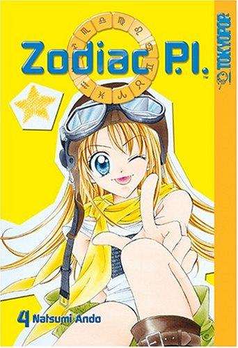 9781591824121: Zodiac P.I., Book 4