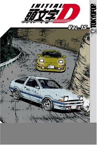9781591824657: Initial D, Vol. 15 (Graphic Novels)