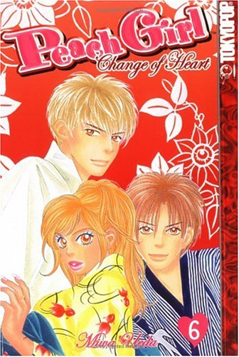 9781591824954: Peach Girl: Change of Heart, Book 6