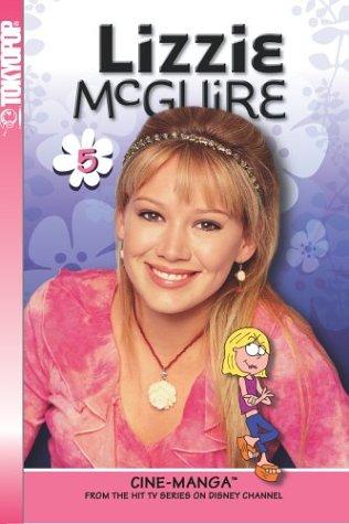 9781591825715: Lizzie McGuire Cine-Manga Volume 5: Lizzie's Nightmare & Sibling Bonding