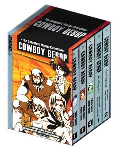 9781591825906: Cowboy Bebop: The Complete Manga Collection