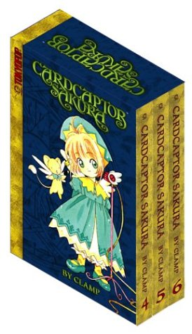Cardcaptor Sakura: Boxed Set Volumes