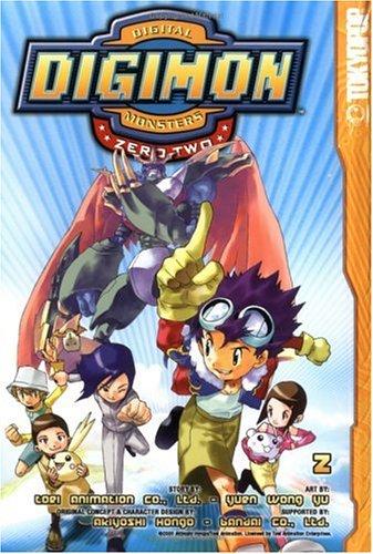 Digimon Zero 2, Vol. 2: Hondo, A.