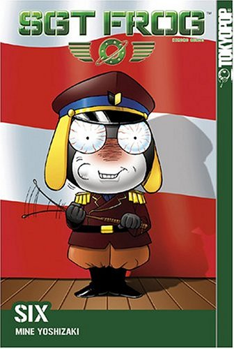 Sgt. Frog, Vol. 6: Mine Yoshizaki