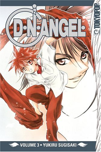 D.N.Angel, Vol. 3