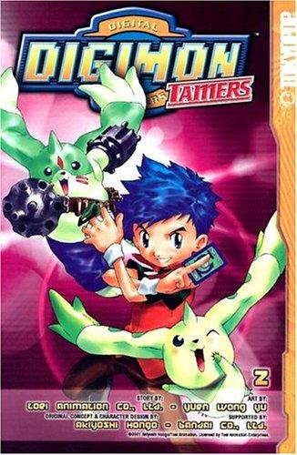 9781591828228: Digimon Tamers (Digimon (Graphic Novels)), Vol. 2 (Digimon Series Three)