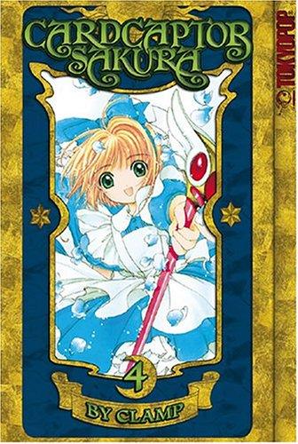 Cardcaptor Sakura, Vol. 4 (Cardcaptor Sakura Authentic Manga): Clamp