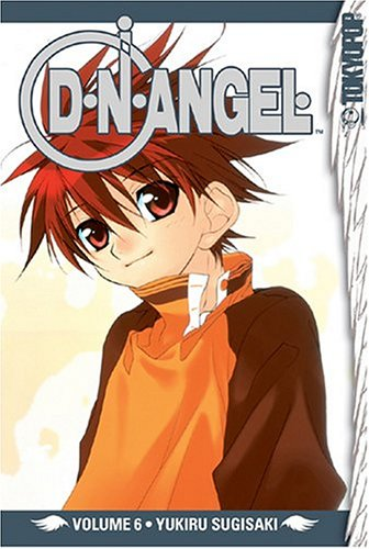 D.N.Angel, Vol. 6 (v. 6)
