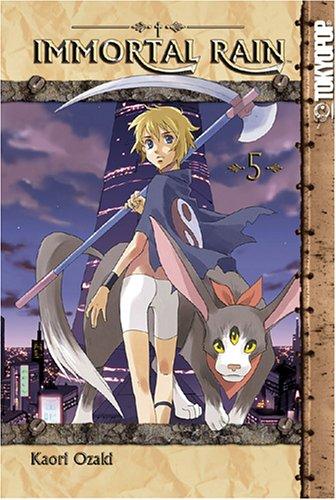 Immortal Rain, Vol 5: Kaori Ozaki