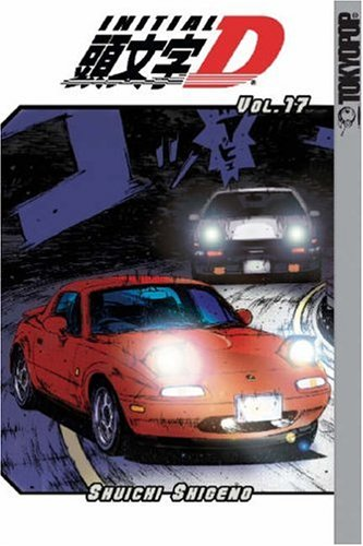 9781591829935: Initial D Volume 17