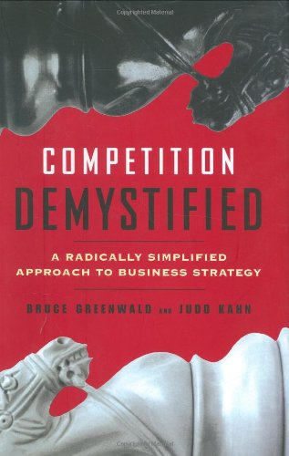 9781591840572: Competition Demystified: A Radically Simplified Approach to Business Strategy