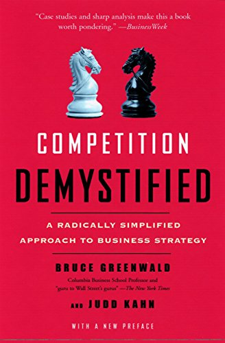 9781591841807: Competition Demystified: A Radically Simplified Approach to Business Strategy