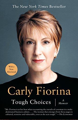Tough Choices: Fiorina, Carly