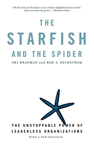 9781591841838: The Starfish and the Spider: The Unstoppable Power of Leaderless Organizations