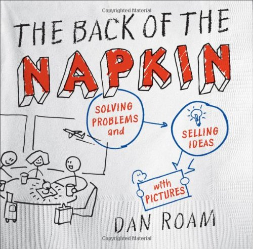 9781591841999: The Back of the Napkin: Solving Problems and Selling Ideas with Pictures