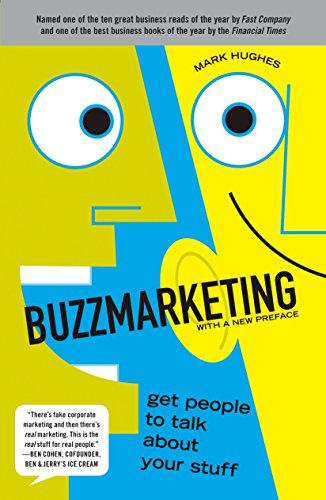9781591842132: Buzzmarketing: Get People to Talk about Your Stuff