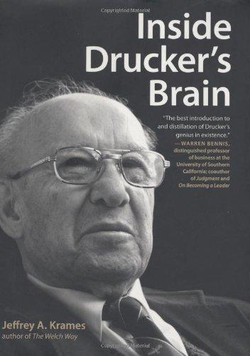 9781591842224: Inside Drucker's Brain