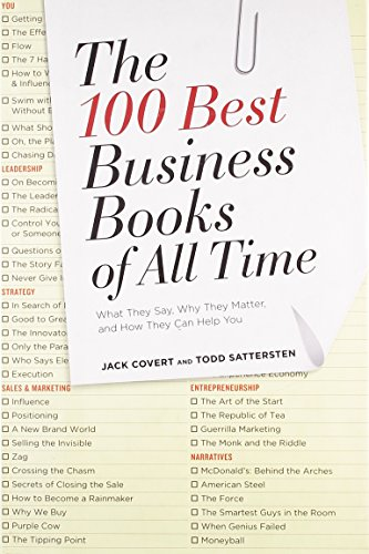 9781591842408: The 100 Best Business Books of All Time: What They Say, Why They Matter, and How They Can Help You