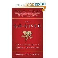 9781591842538: The Go-Giver: A Little Story About a Powerful Business Idea