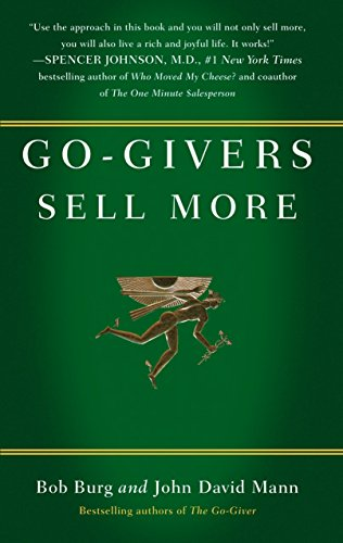 9781591843085: Go-Givers Sell More