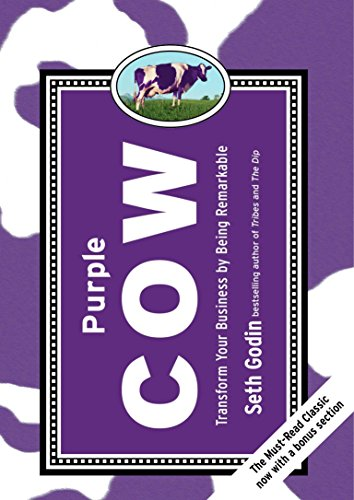 9781591843177: Purple Cow, New Edition: Transform Your Business by Being Remarkable