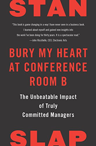 9781591843245: Bury My Heart at Conference Room B: The Unbeatable Impact of Truly Committed Managers