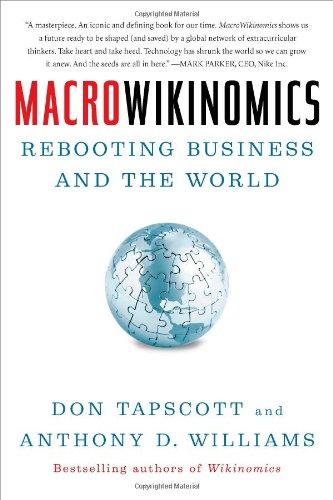 9781591843566: Macrowikinomics: Rebooting Business and the World